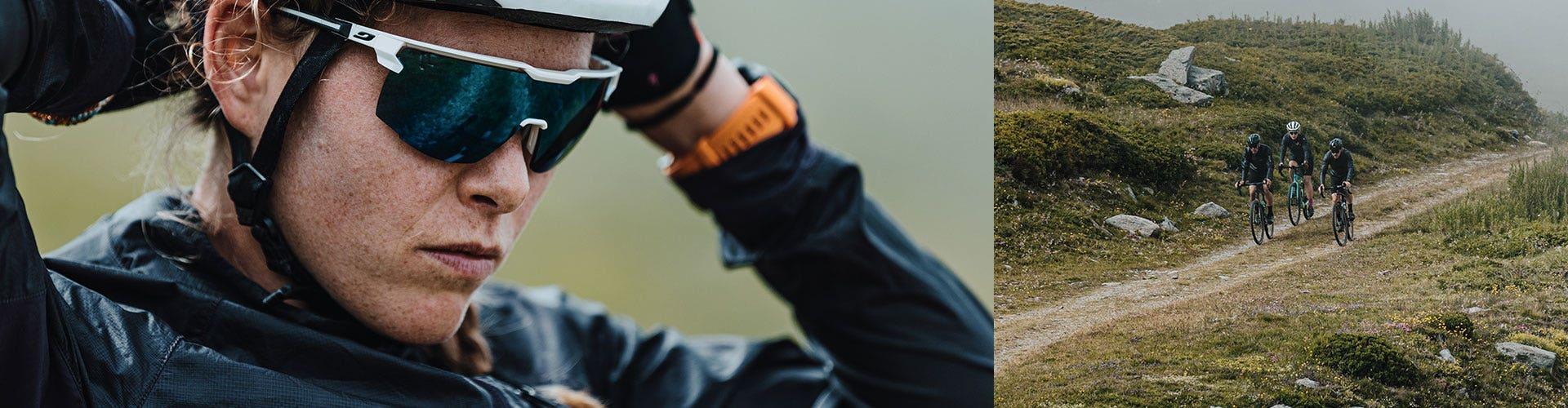Nouveautés - Adaptable à la vue - Hommes - VTT - Trail running - Triathlon