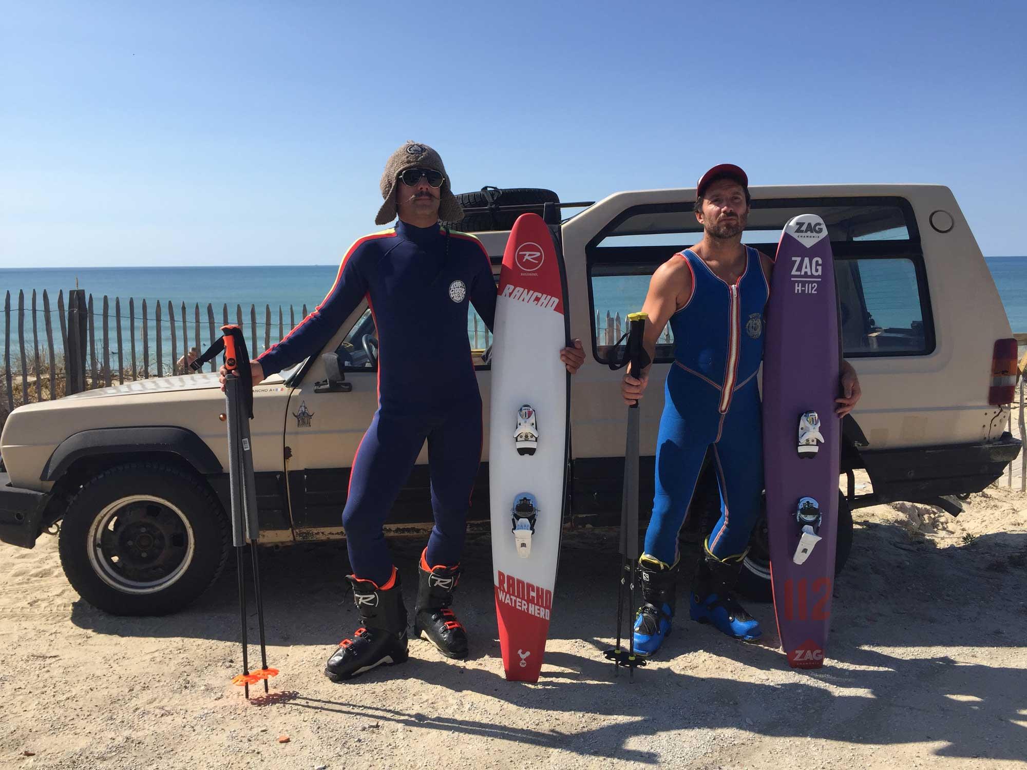 Rancho EP#12 - Ski surf