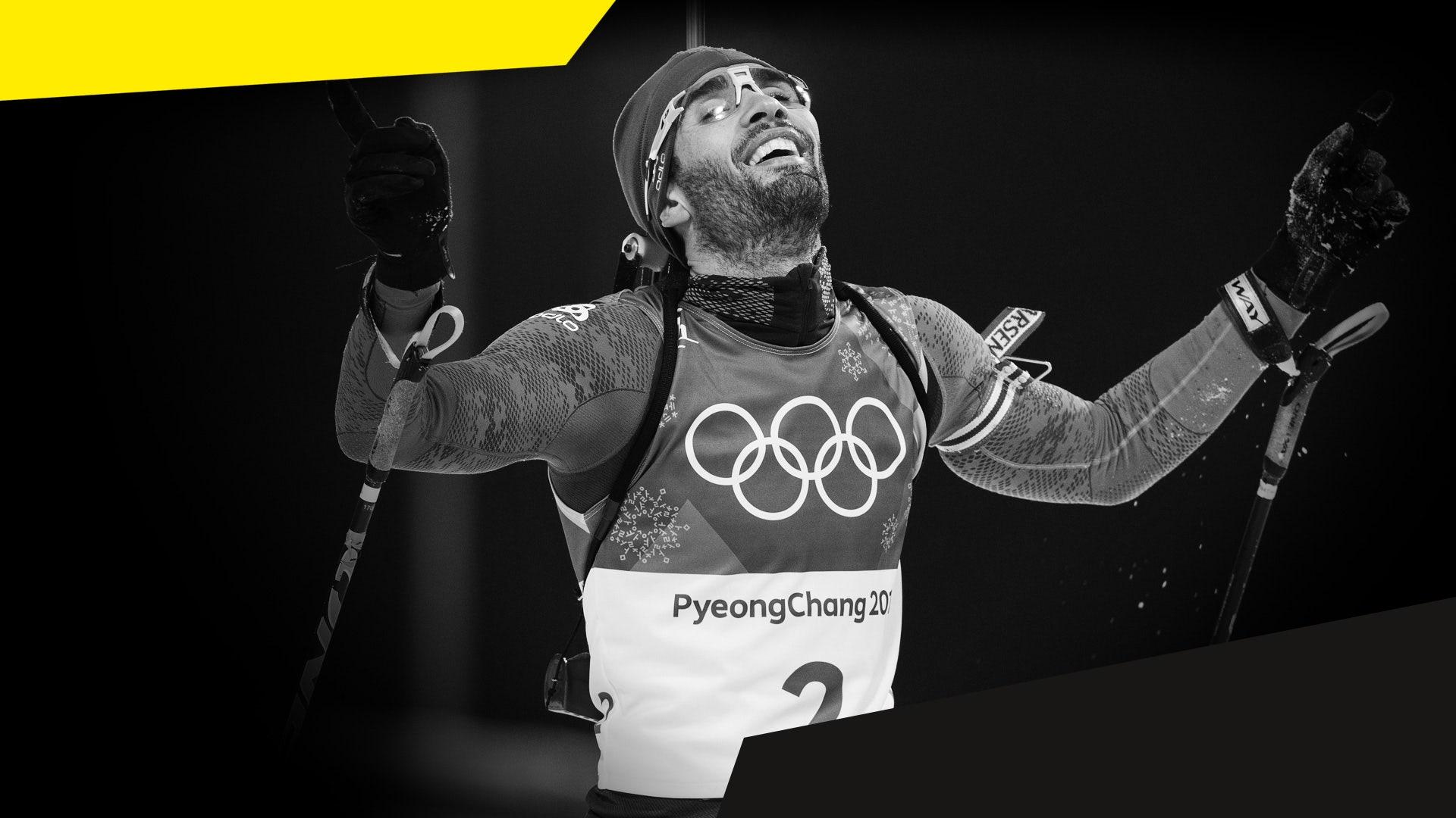 Martin Fourcade, l'athlète français le plus titré de l'histoire des Jeux Olympiques