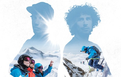 Steep & Mythic - White Session - Chamonix <> Zermatt