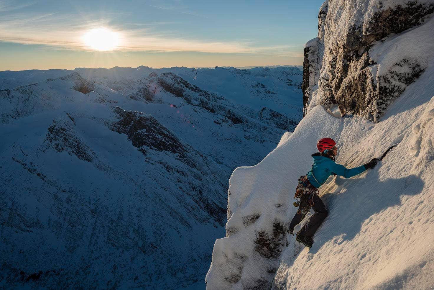 Lunettes de soleil pour la haute montagne femmes