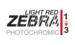 Zebra Light Red