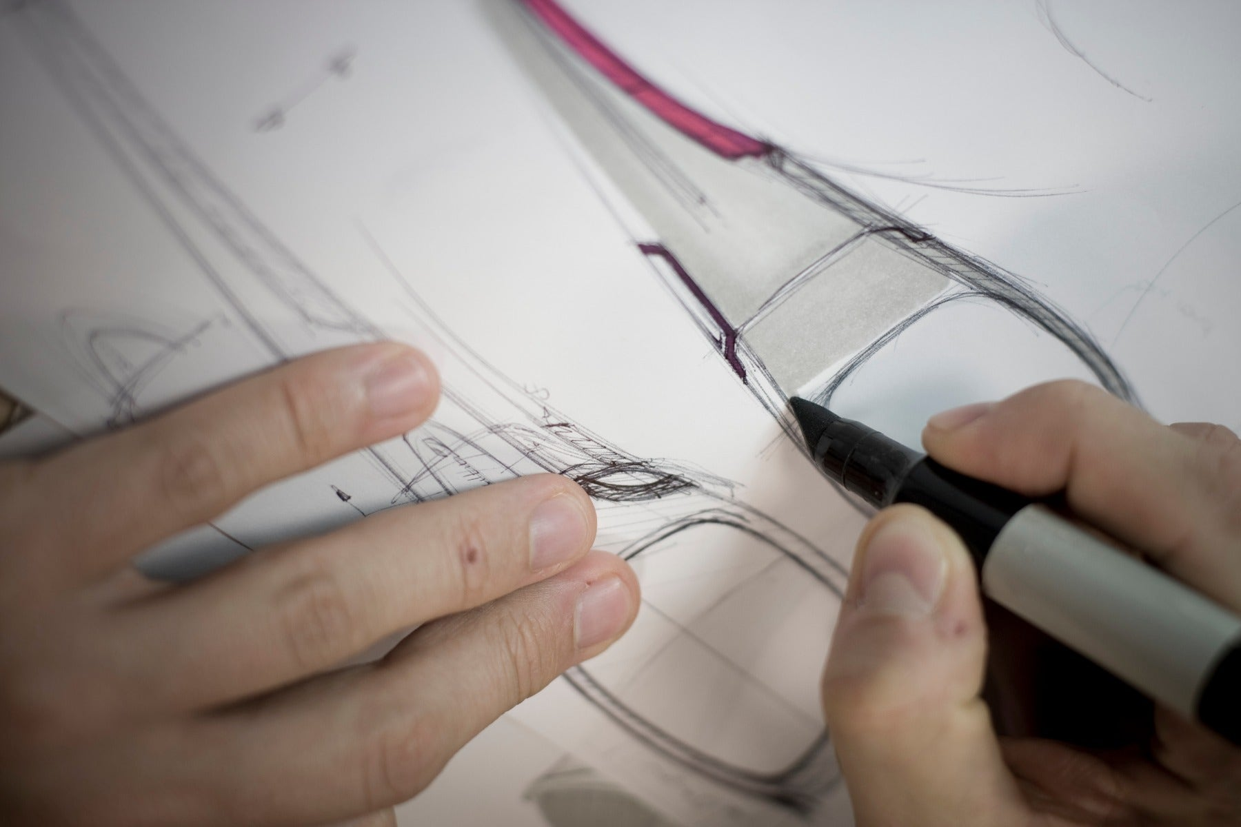 Drawing the idea